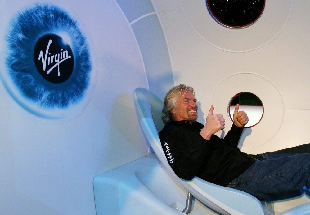 Richard Branson Dumps 0 Million Virgin Galactic Stock in a Year
