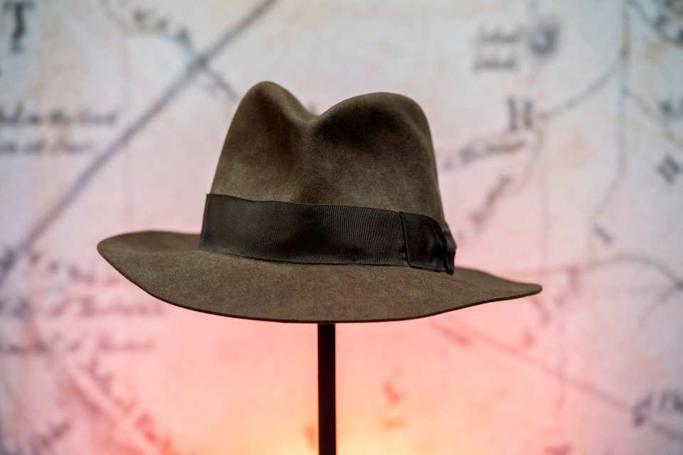 Harrison Ford's Iconic 'Indiana Jones' Hat is Going Up for Auction    Observer