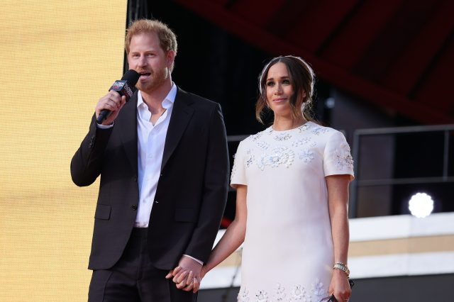 Prince Harry and Meghan Markle will not return to Britain for the Princess Diana Memorial Party.