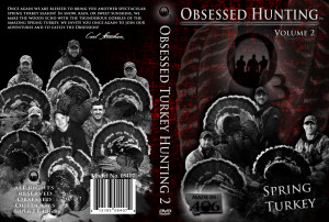 Obsessed Spring Turkey Hunting DVD 2