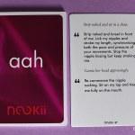 Nookii Aah Card Example