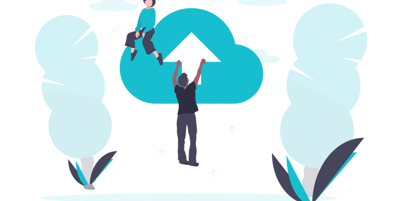 pcloud illustration