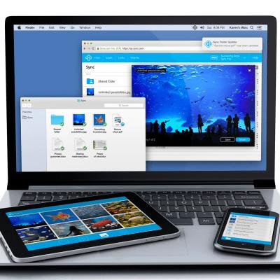 sync.com devices