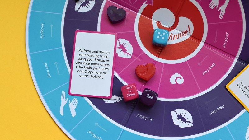 Big Oh Naughty Board Game Lovehoney