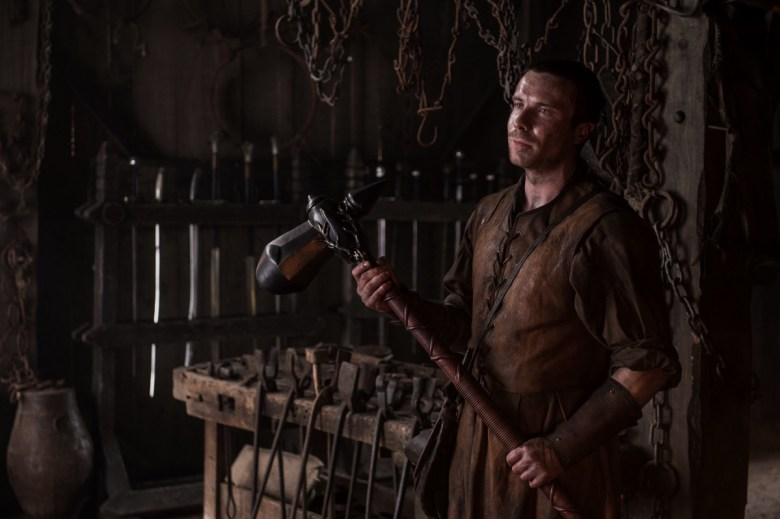 Eastwatch: Gendry