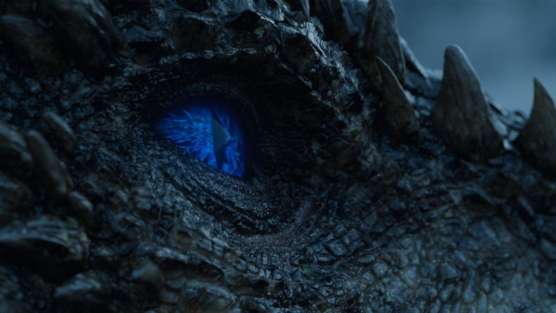 Beyond the Wall - Viserion