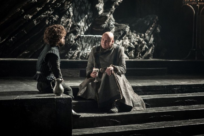 Eastwatch: Tyrion and Varys