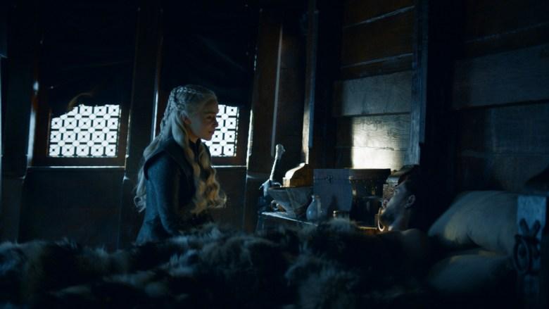 Beyond the Wall - Daenerys and Jon