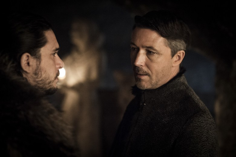 Stormborn: Jon Snow and Little Finger