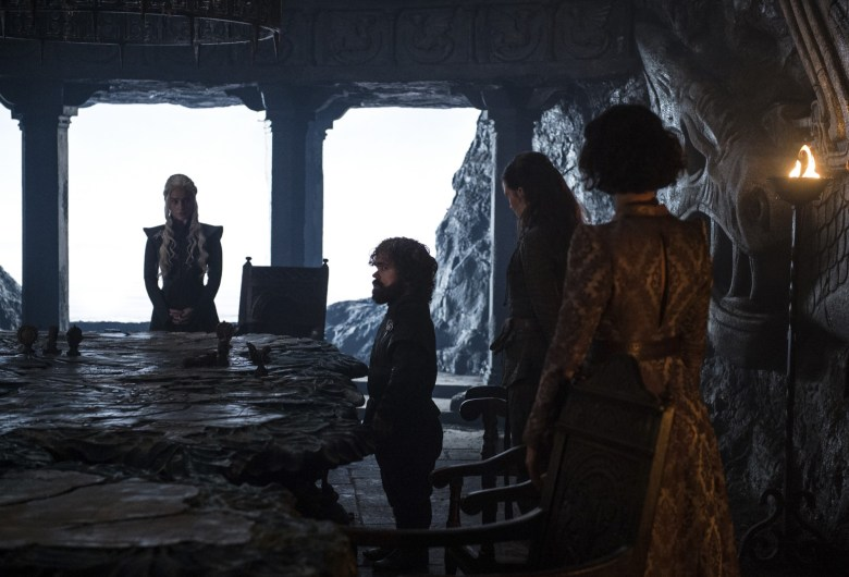 Stormborn: Daenerys and Tyrion host Ellaria and Yara