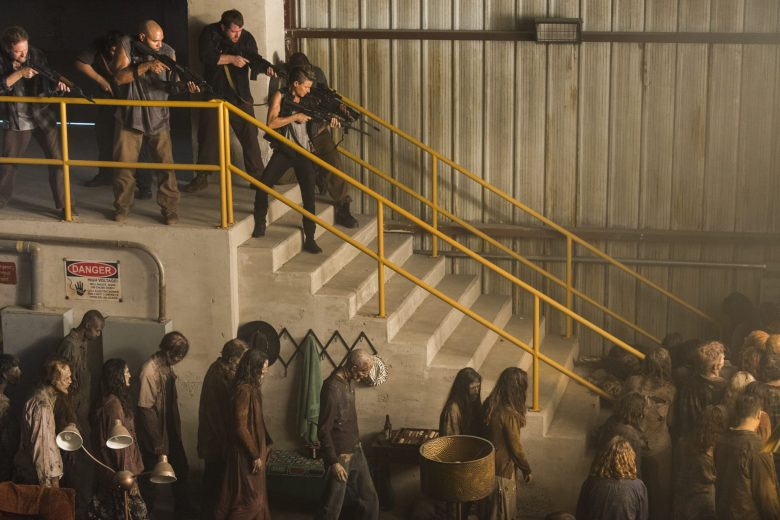 Time For After: Walkers invade the Sanctuary