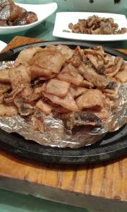 A deep-fried mushroom medley (I made up the name myself)