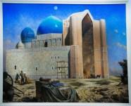 Hoji Akhmad Mausoleum by Bakhromov