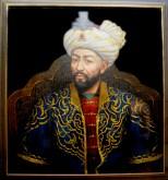 Uglek portrait painter A Ikramdjanov