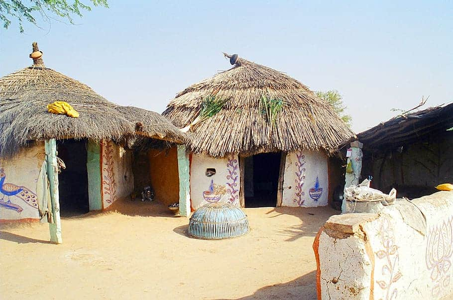"""BHUNGA"" – THE MUD HOUSE FROM GUJARAT"