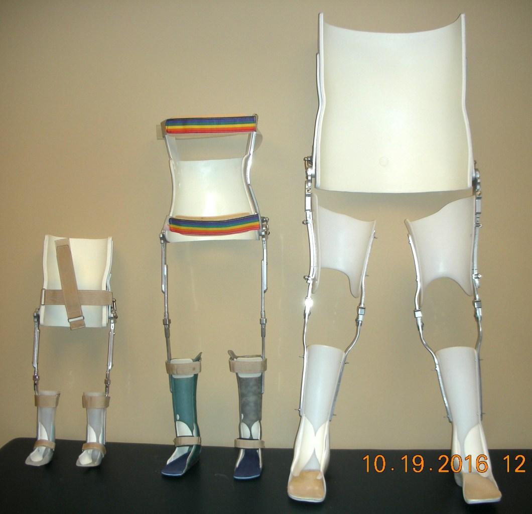 Reciprocating Gait Orthoses