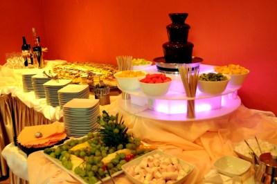 Fontanna czekoladowa - organizacja imprez
