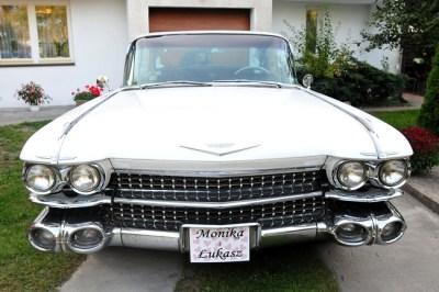 Jak zaoszczędzić na weselu - Auto do ślubu - Chevrolet Impala