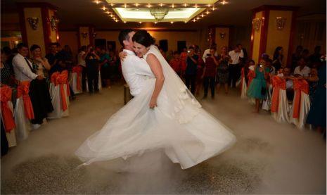 Wyjątkowy pierwszy taniec