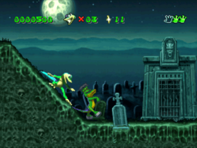 Gex Review For The PSOne