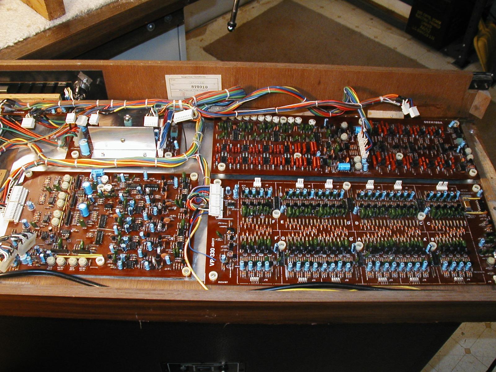Roland Vp330 Vocoder Plus Obsoletetechnology