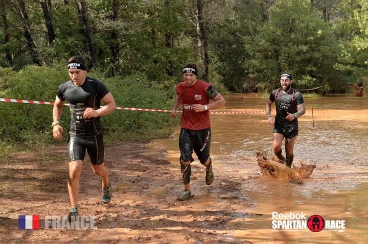 Que d'eau - Photo Spartan Race