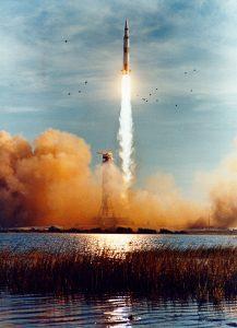 Apollo 8 Launch
