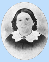 "Thomas Edison's mother, Nancy Edison. She pulled her son out of school at age 7, only three months after enrolling him, and decided instead to home-school him when his teacher complained that the boy was too stupid to learn anything. With constant reinforcement and support of his inquisitiveness, she convinced the boy that he was extremely intelligent. Many years later, Edison would write about the belief and self-confidence his mother instilled within him, saying that she ""was the making of me. She was always so true and so sure of me."" Information taken from, Thomas A. Edison and the Modernization of America by Martin V. Melosi (Glenview, Illinois: Scott, Foresman/Little, Brown Higher Education, 1990)."