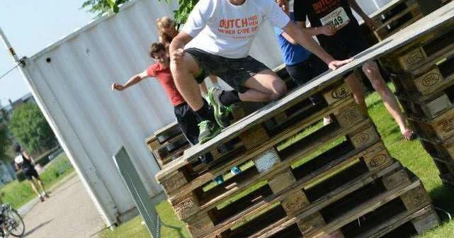 Dutch Mud Men @ Ultimate City Challenge