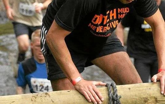 Dutch Mud Men Toine