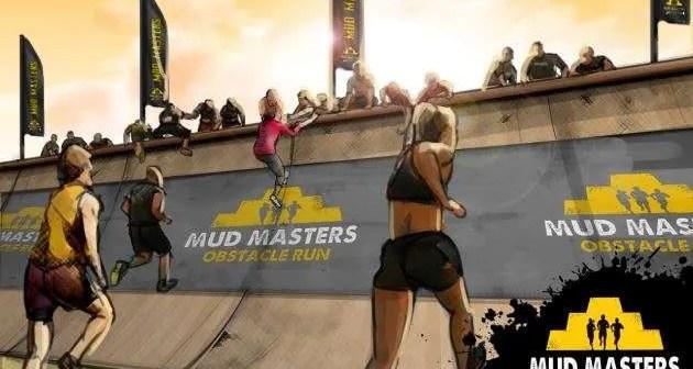 Mud Masters Pipe Runner - Obstakels.com