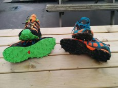 Speedcross vs X-talon