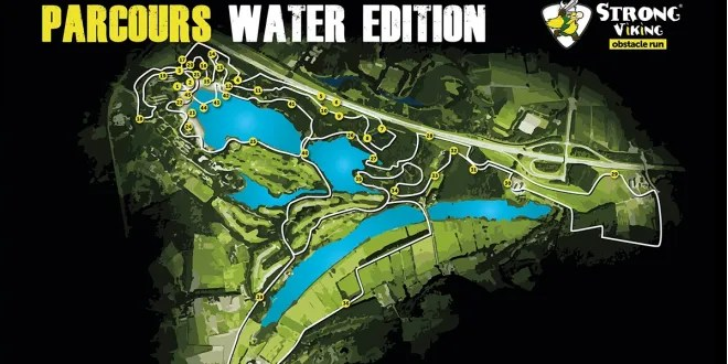 Parcours Water Edition