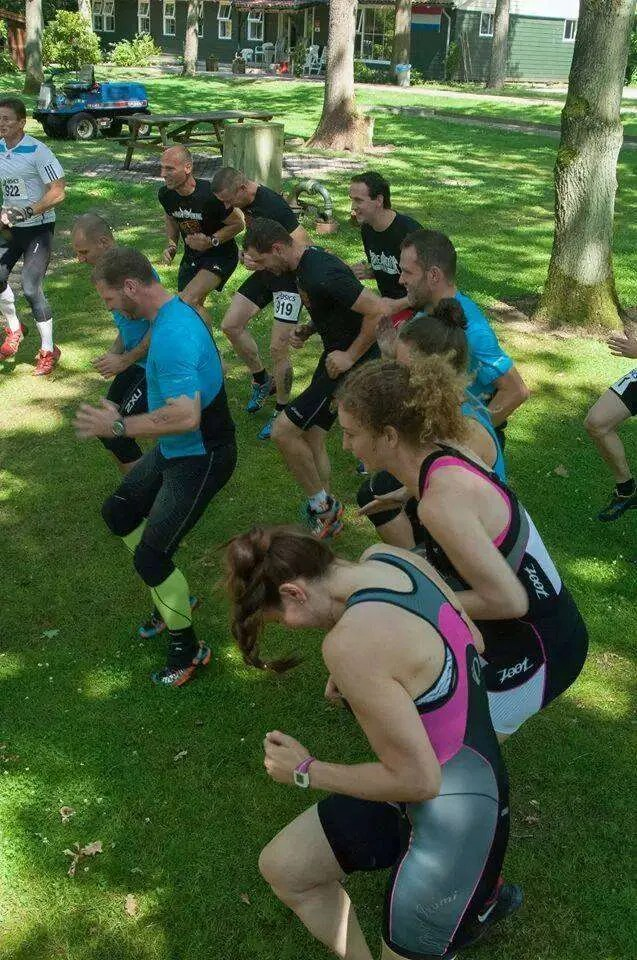 Review Urban Nature Extreme3 Obstacle Run 2014