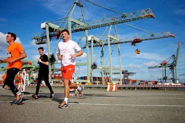 Foto's Harbour Run 2014