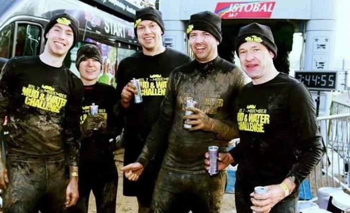 Mud and Water Challenge muts