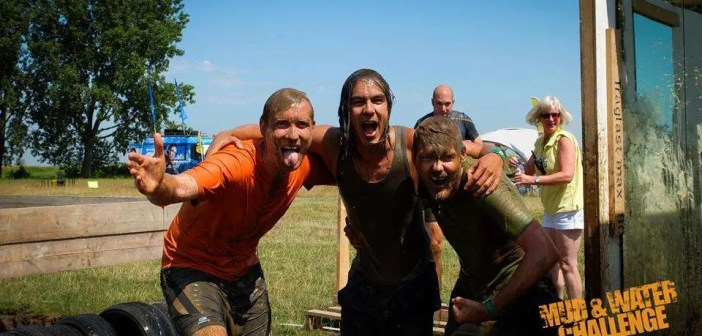Mud and Water Challenge