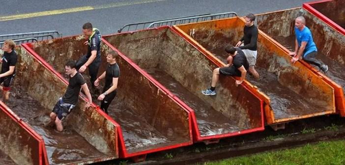 Ultimate Buffalo Obstacle Run