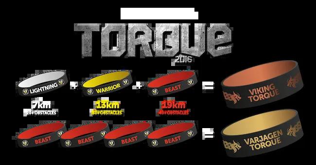 Strong Viking Varjagen Torque