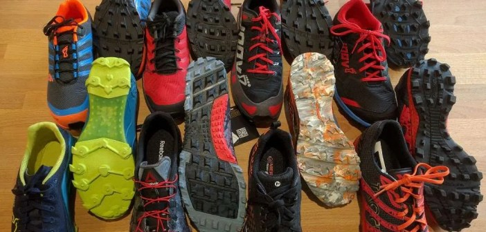 obstacle run schoenen