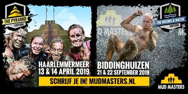 mud masters edities