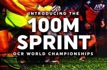 OCRWC19 100 meter sprint