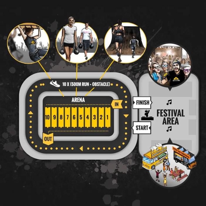 5KM URBAN WORKOUT FESTIVAL