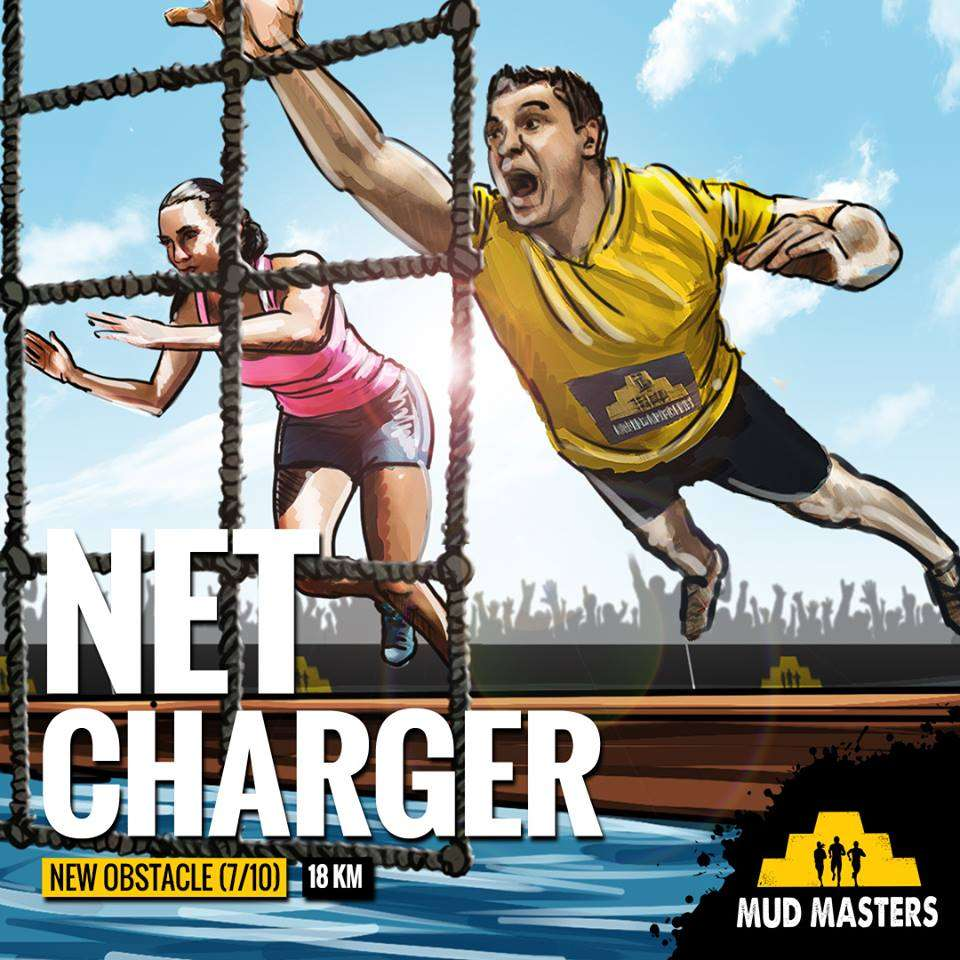 Mud Masters Net Charger