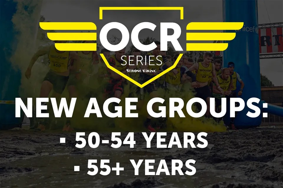 age groups leeftijdscategorieën ocr series