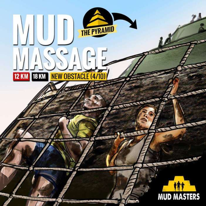 mud massage