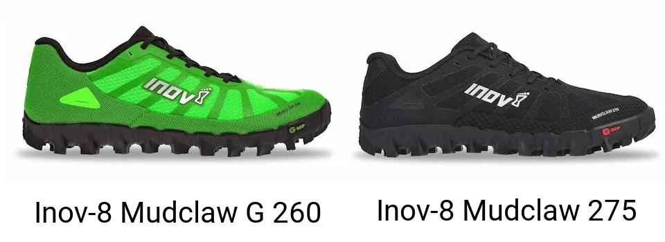 mudclaw G 260 vs mudclaw 275