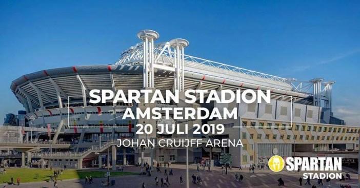 Spartan Race Johan Cruijf ArenA