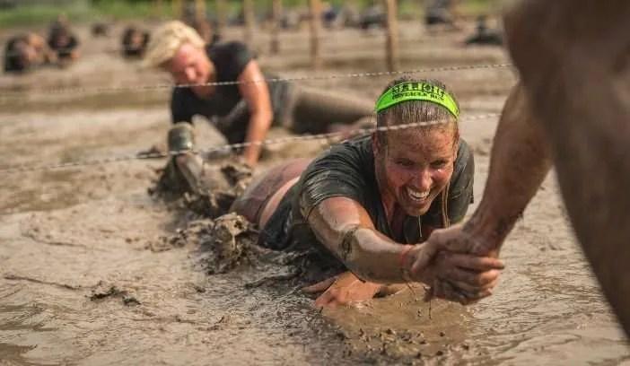 Major Obstacle Run