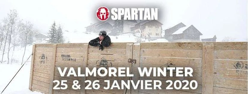 Spartan Valmorel sneeuw